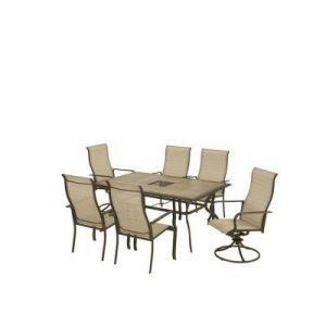 Martha Stewart Living Cardona Patio Set Patio Furniture Dining