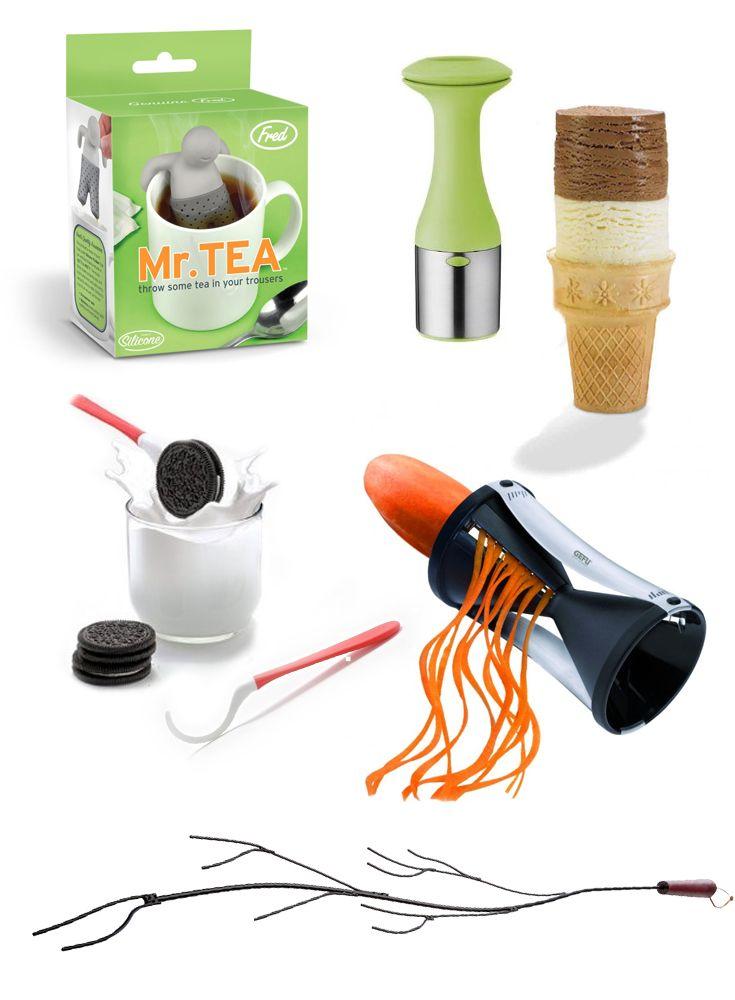 Cool Kitchen Gadgets Part - 46: Cool Kitchen Gadgets You May (or May Not) Need
