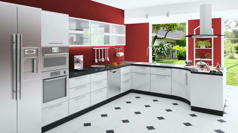 Fotos de alacenas de cocina moderna cocinas pinterest for Alacenas para cocina