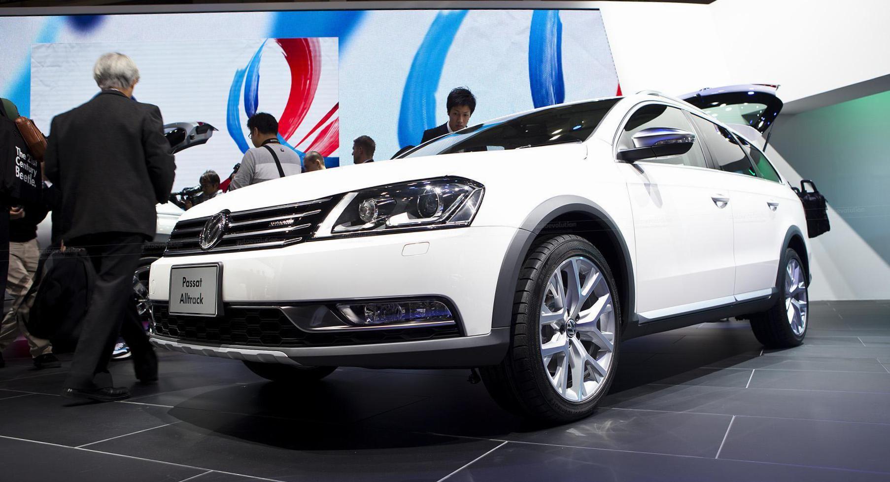 Volkswagen Passat Alltrack new - http://autotras.com