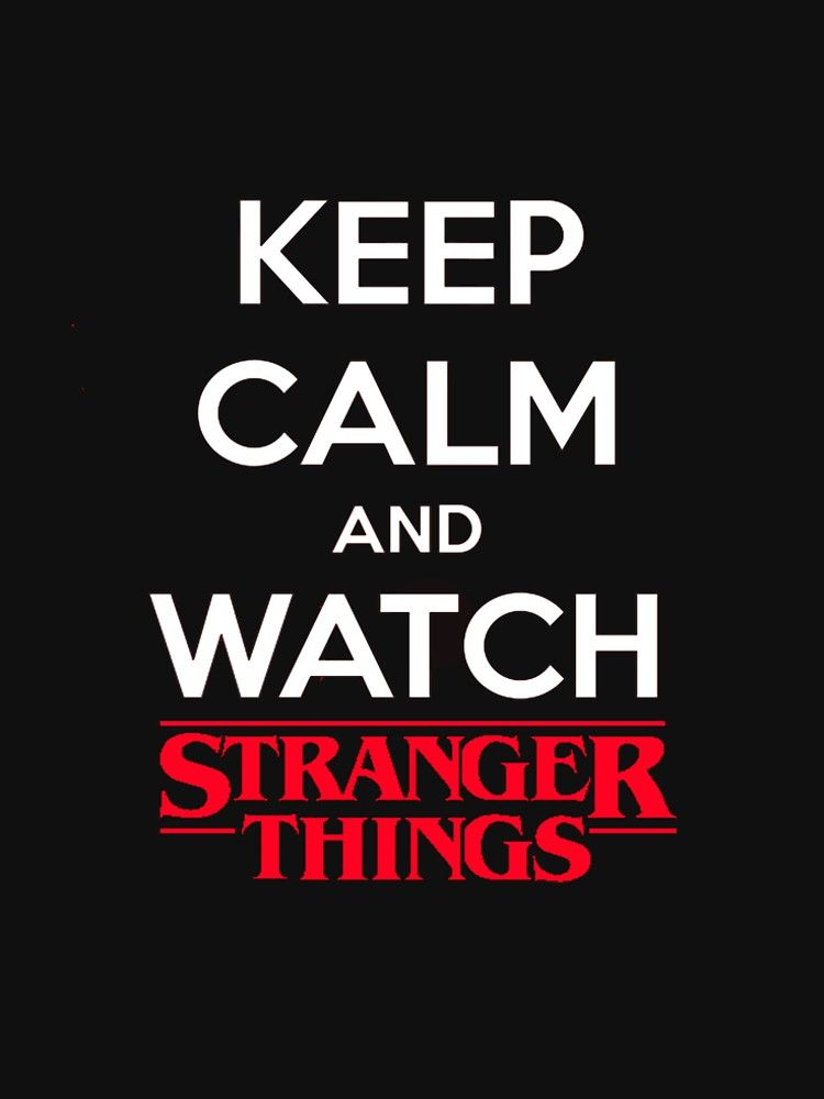 Pin by ObviouslyNotMia on Stranger Things (With images