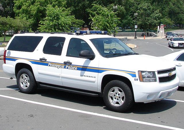 Pentagon Force Protection Agency Pinterest Police cars, Police