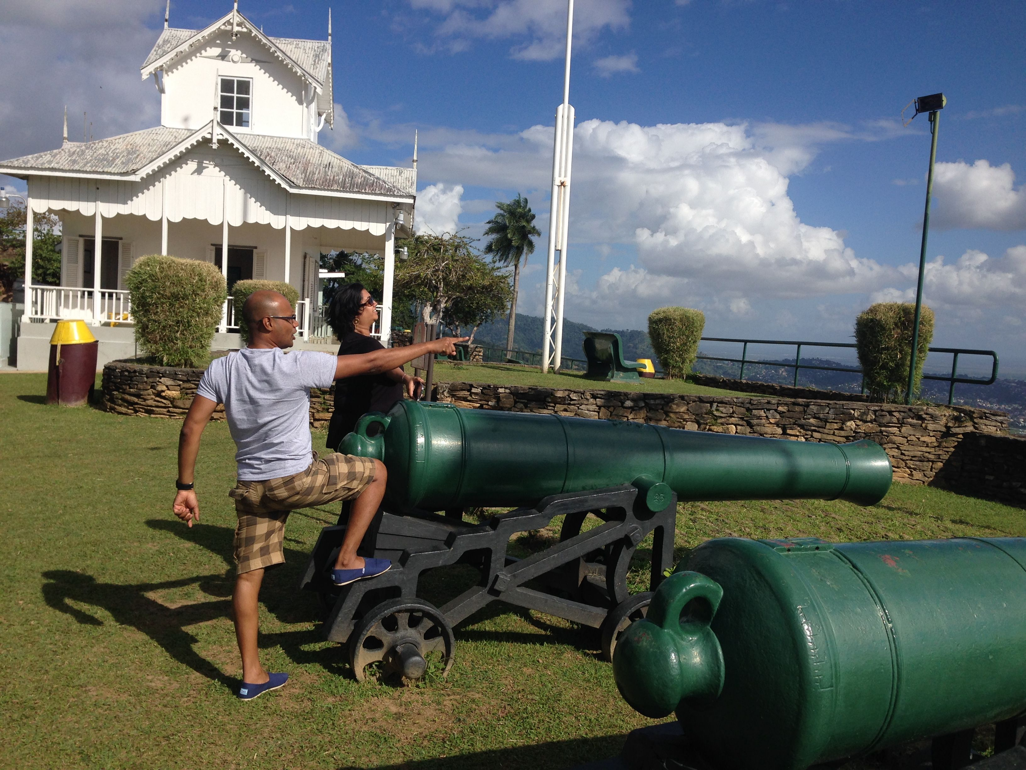 Fort George Trinidad And Tobago Trinidad Tobago