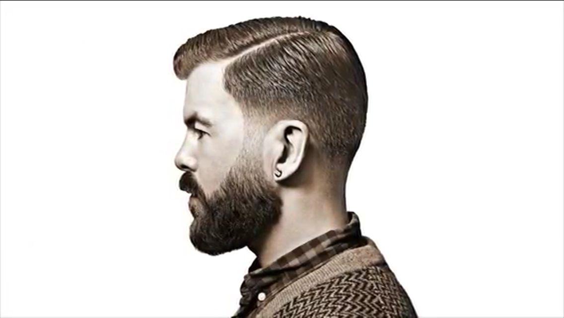 schorem barbershop executive contour menswear pinterest coiffure barbe et coupe de cheveux. Black Bedroom Furniture Sets. Home Design Ideas