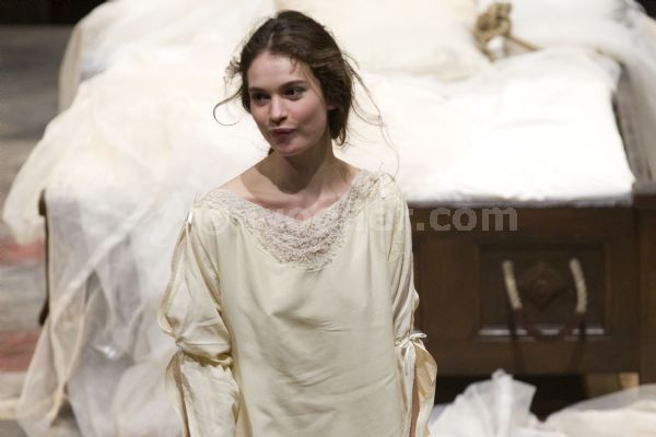 Lily James In Othello 2011