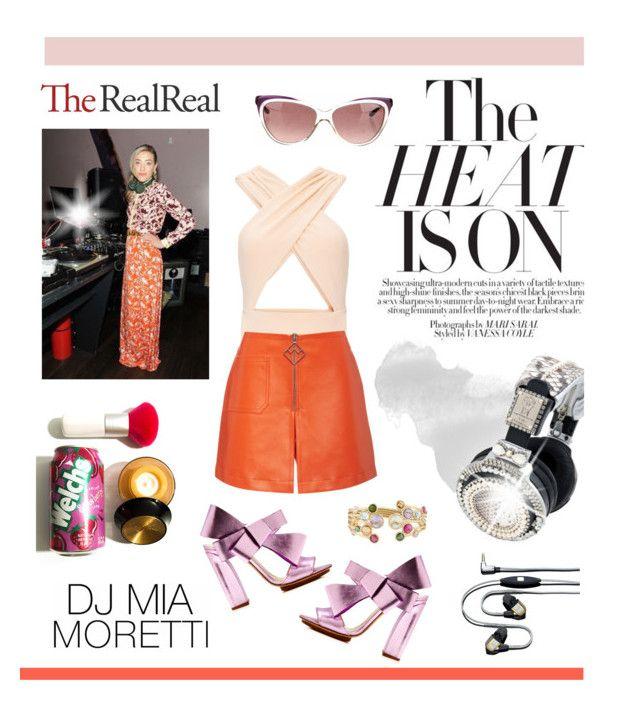 Jet Set Style With DJ Mia Moretti & The RealReal: Contest