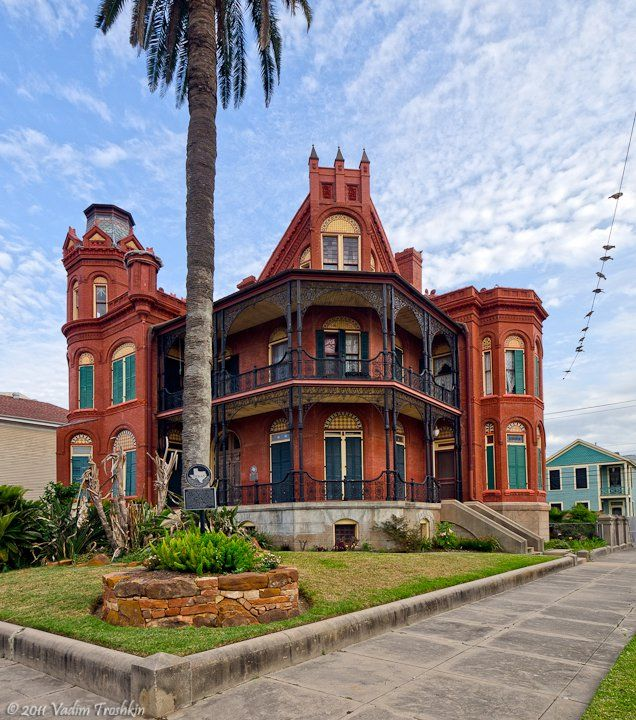 Imagine yourself as an Islander living in an elegant Victorian home on a shady, oak-lined street on the Island's east end.