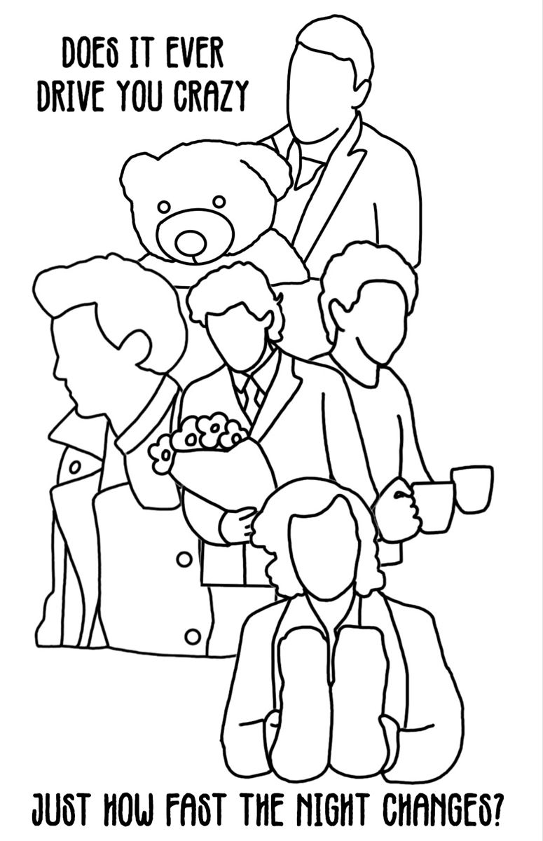 Onedirection Harrystyles Niallhoran Louistomlinson Liampayne Coloring Popculture Bored One Direction Drawings One Direction Art Harry Styles Drawing