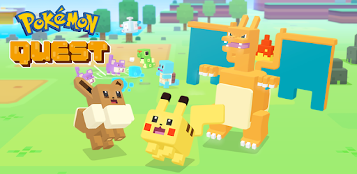 The Pokémon you know and love have turned into...cubes