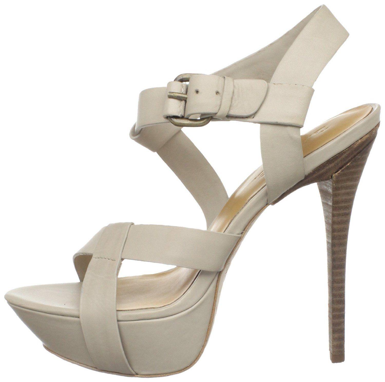 L.A.M.B. Women's Evelyn Ankle-Strap Sandal