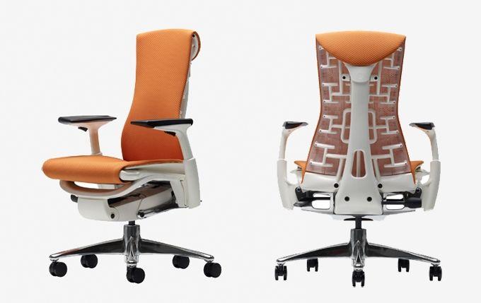 La silla ergonómica definitva