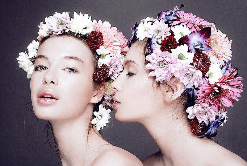 Beauty by Anya Kozyreva Perfect pastels, Beauty