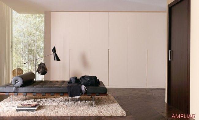 Muebles de dise o armarios puertas batientes 6 marbat1 dressing pinterest room - Muebles nieto dormitorios juveniles ...