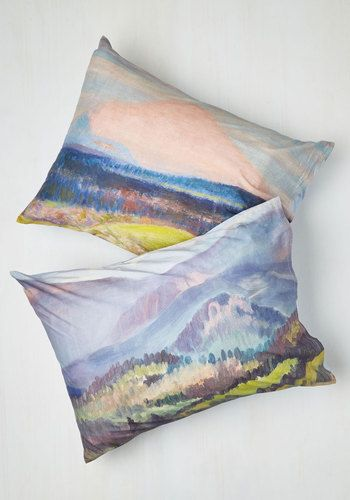 Beguiling Brushstrokes Pillowcase Set From the Home Decor Discovery Community At www.DecoAndBloom.com
