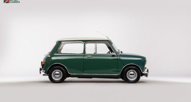 1969 MINI Classic Cooper  - Fully Restored