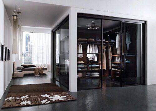 kleiderschrank begehbar luxus design interior decoration pinterest begehbar luxus und. Black Bedroom Furniture Sets. Home Design Ideas