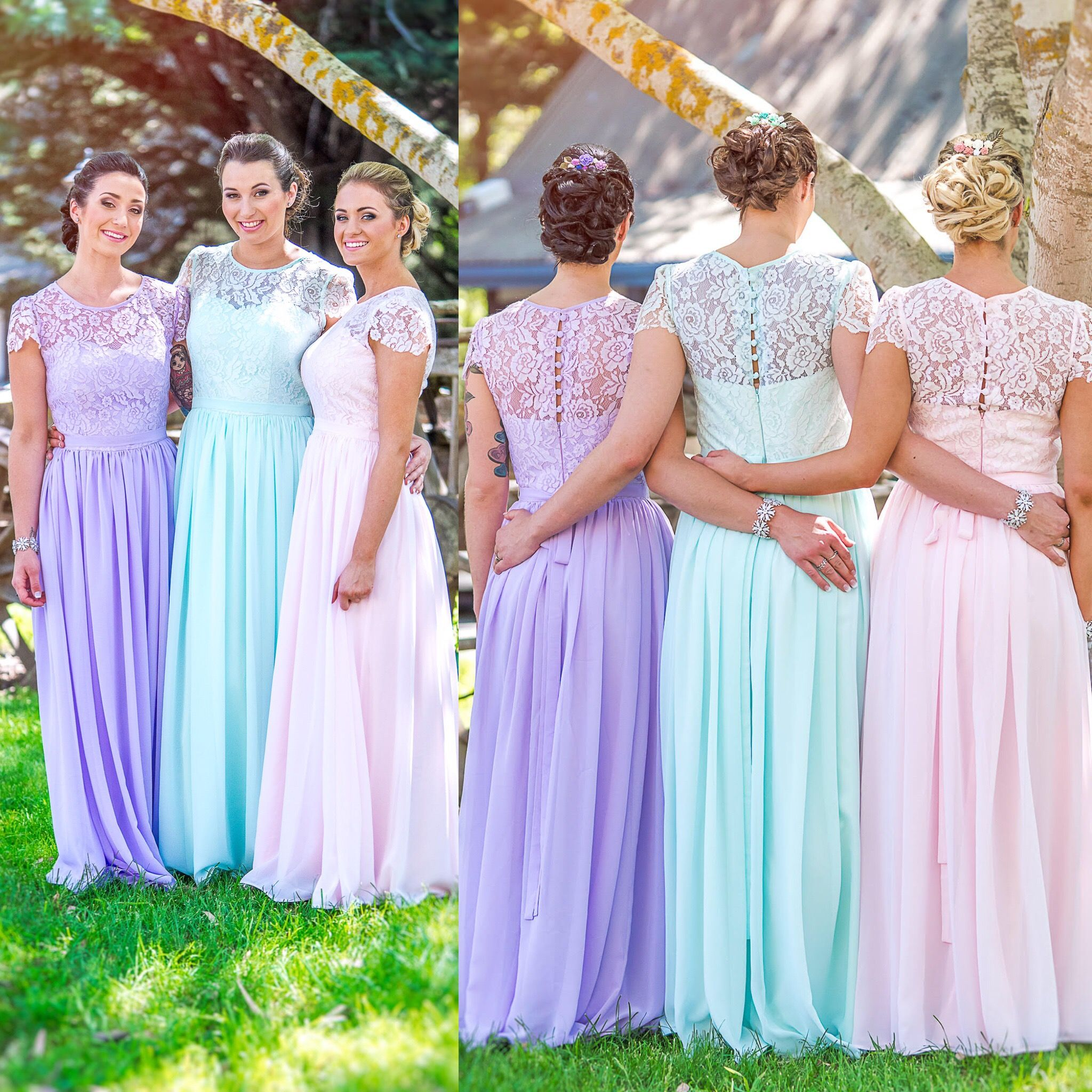 The mix n match bridesmaid dresses laura purchased from fhfh the mix n match bridesmaid dresses laura purchased from fhfh turned out truly gorgeous at ombrellifo Choice Image