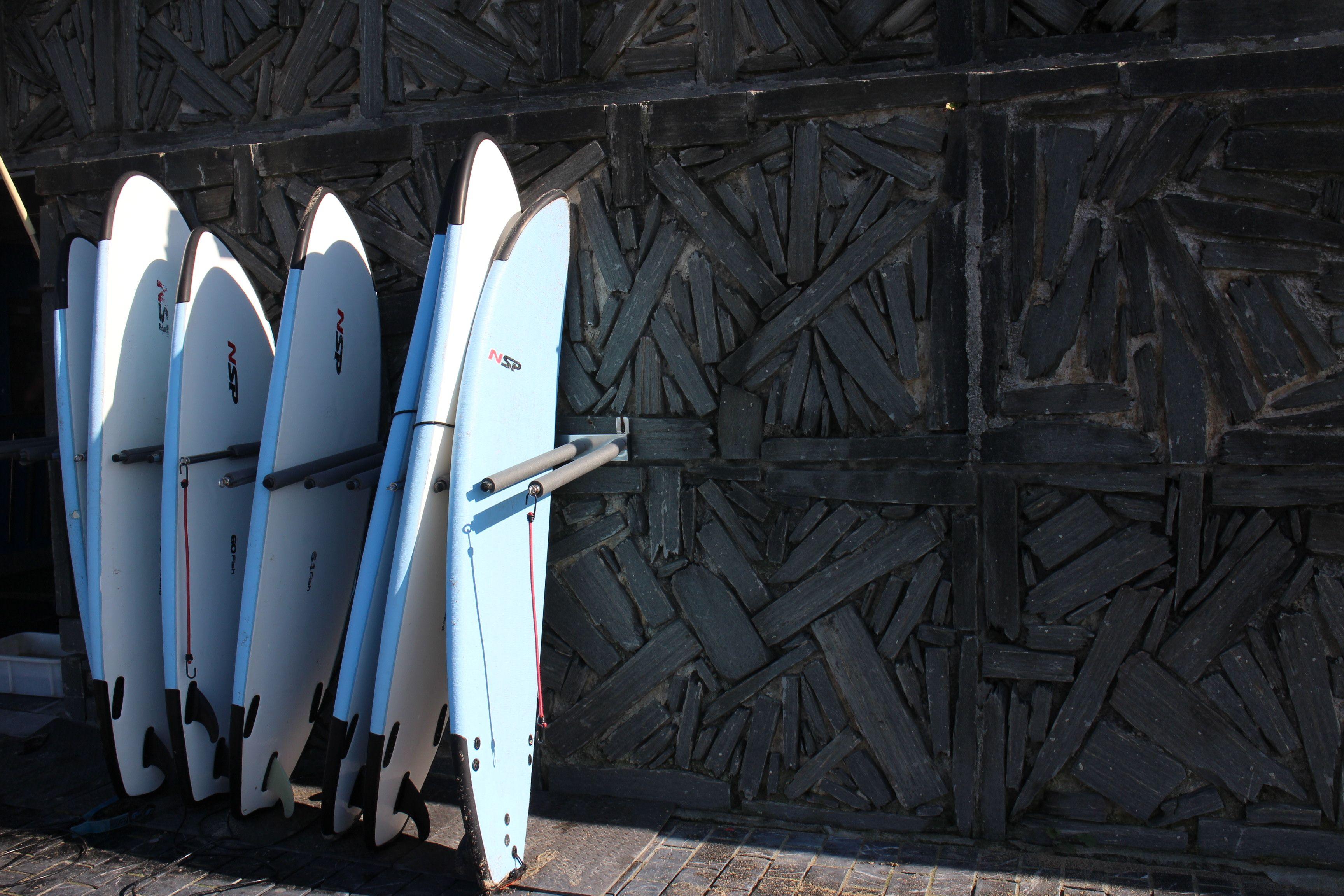 San Sebastian: een goede surfspot! #sprankelendspanje #sansebastian #surfen   www.sprankelendspanje.nl
