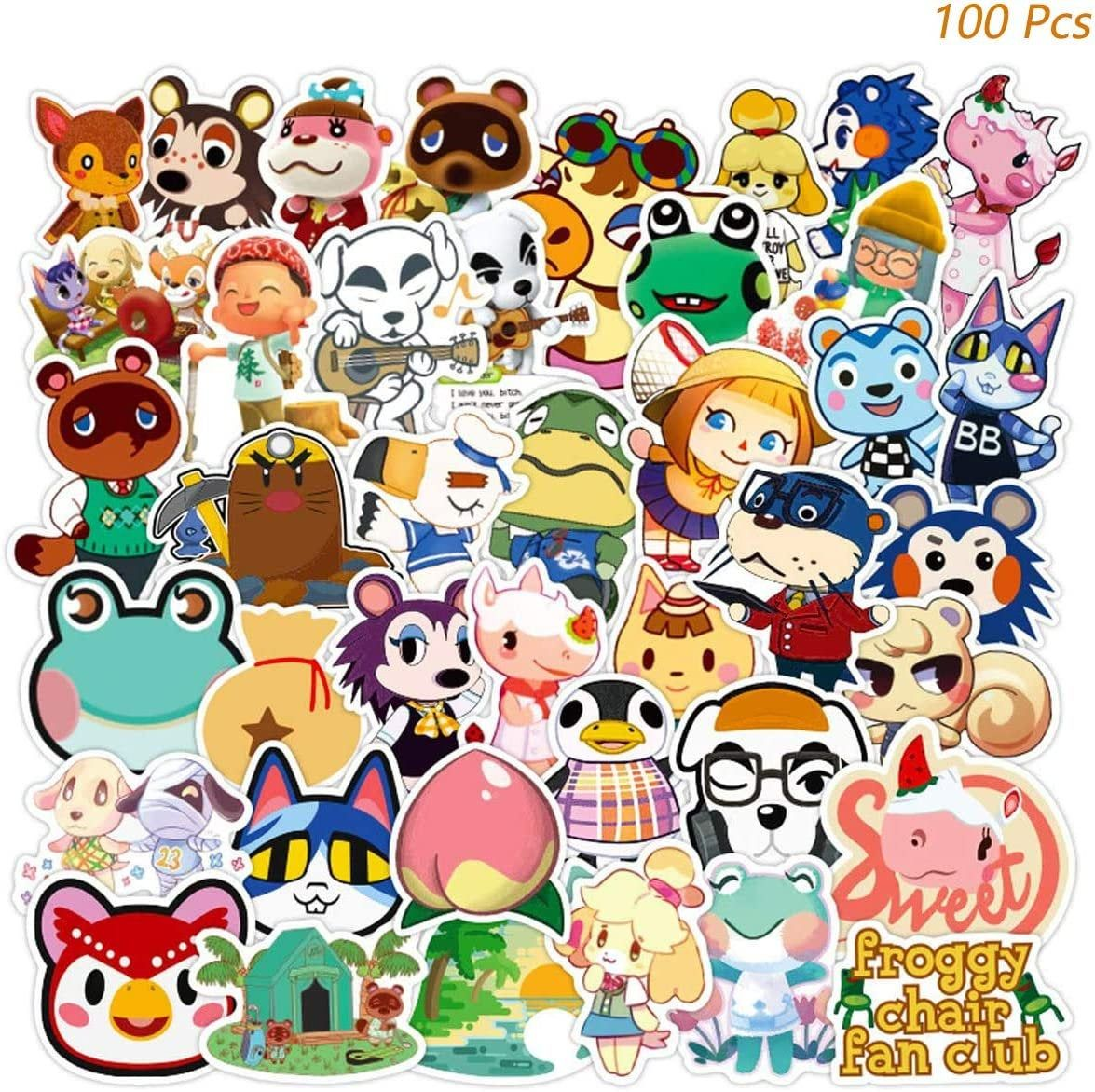 12+ Animal crossing official sticker book images
