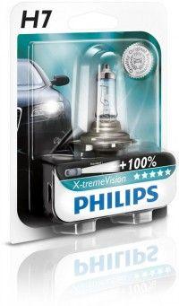 Philips Autolampe H7 X Treme Vision B1 55w 12v Px26d 12972xvb1 Scheinwerfer Lampe Leuchtmittel Lampen
