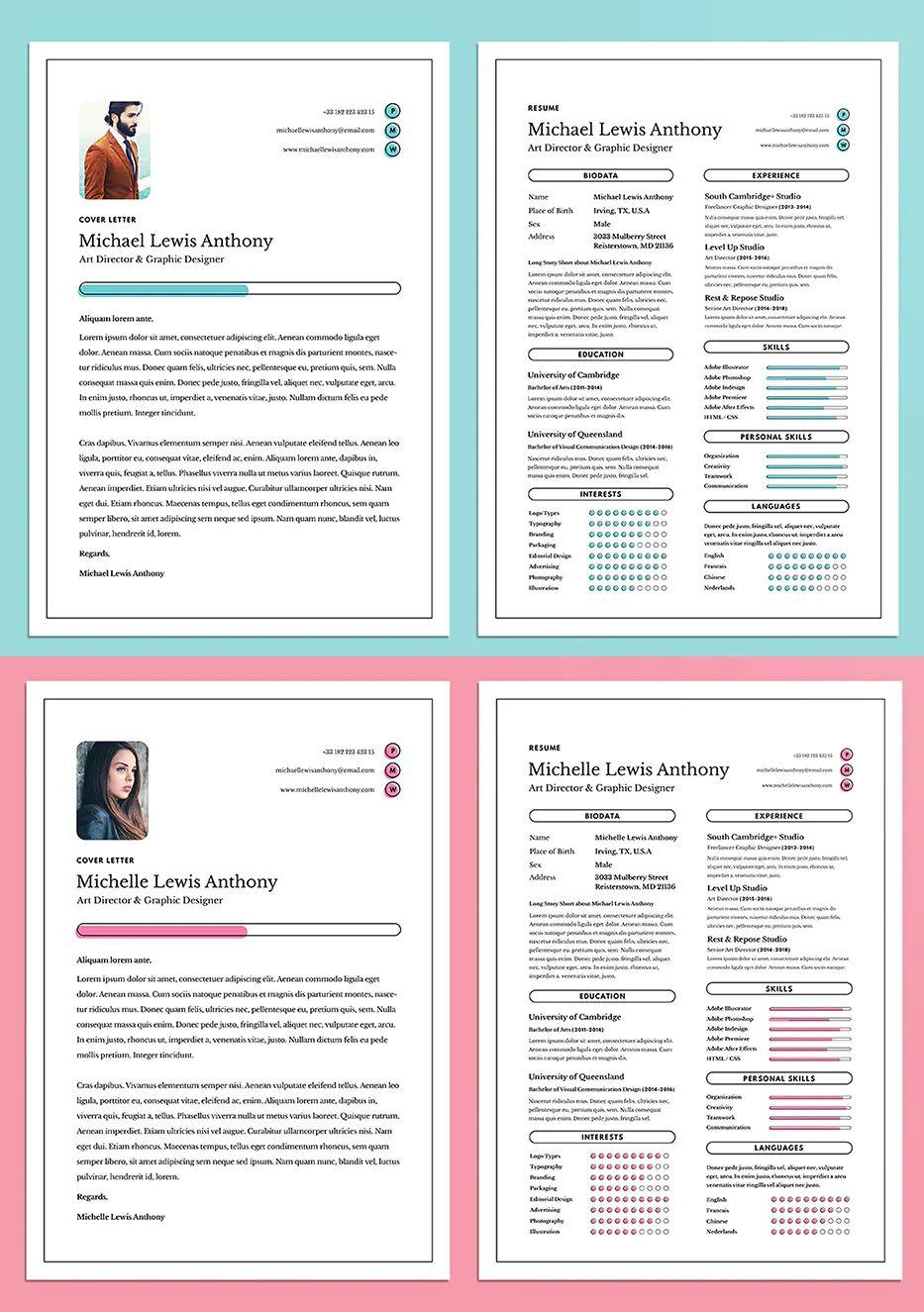 Resume & Cover Letter by dannyaldana on Cover letter for
