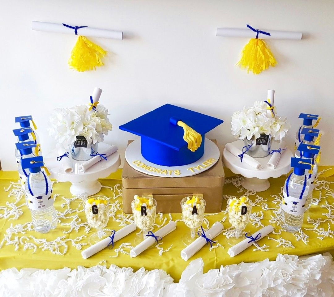 Tips To Throwing An All Tassel No Hassle Graduation Party