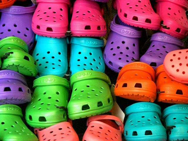 Crocs..! What Kind Of Shoe Are You?