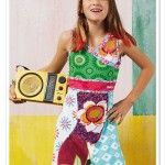Desigual Kids, moda infantil verano 2014
