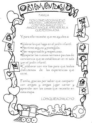 Mensajes De Bienvenida Al Nuevo Año Escolar Mensaje De Bienvenida Cuaderno De Comunicaciones Mensajes Para Padres