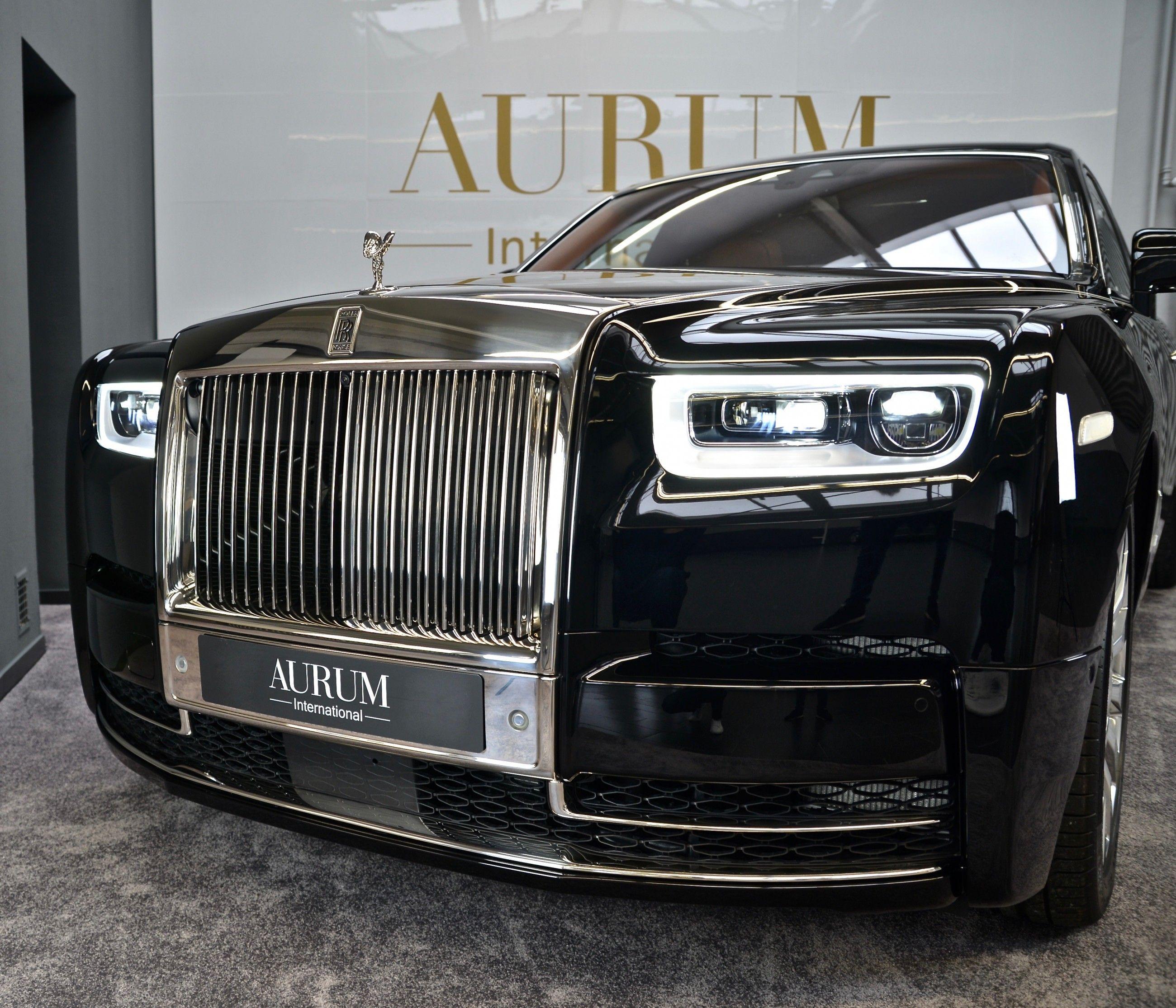 Rolls Royce Phantom Viii Aurum International Germany For Sale On Luxurypulse Rolls Royce Rolls Royce Phantom Royce