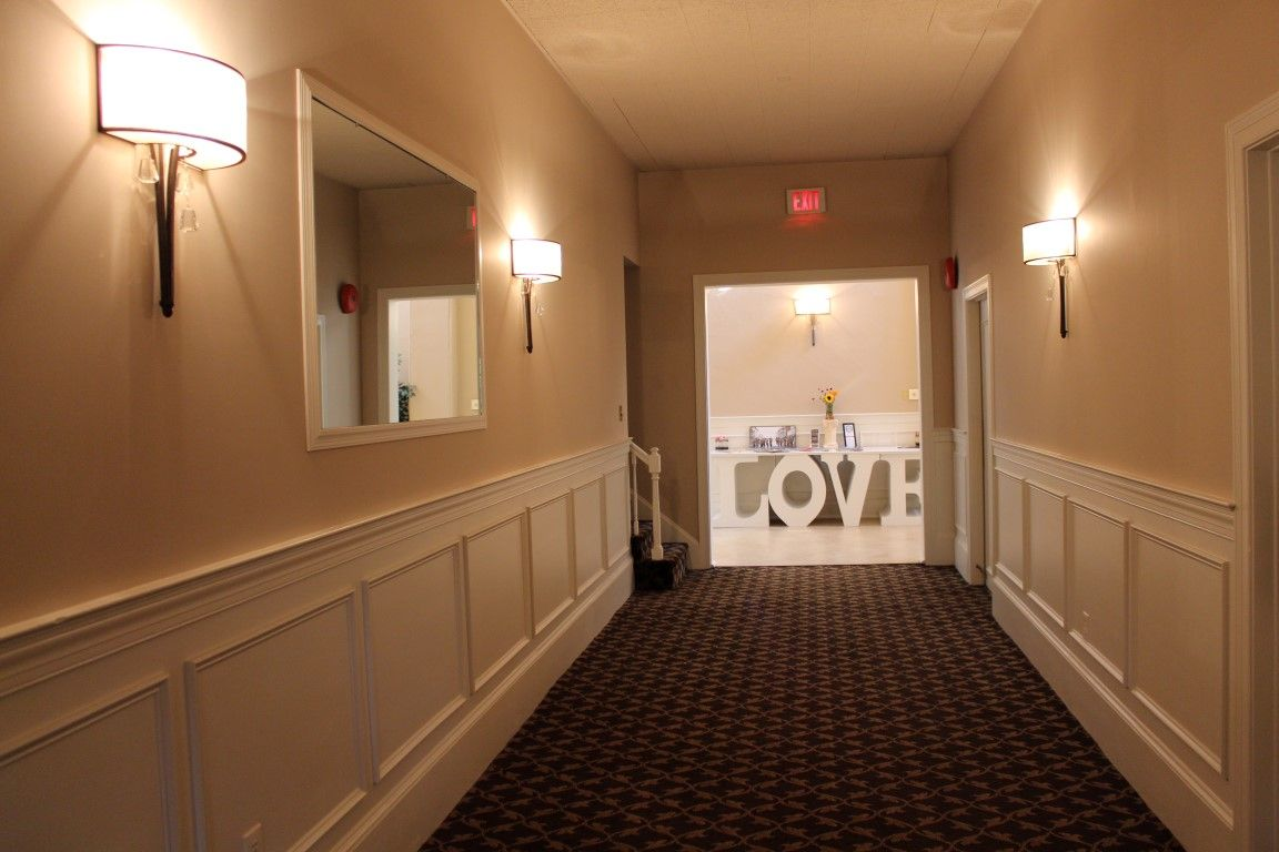 Commercial Hallway Lighting Ideas With