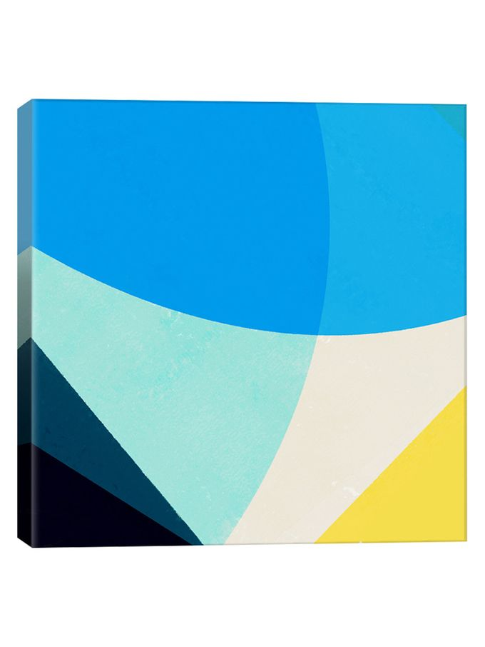 Modern Art- Acrobat (Canvas) from Mobile First Look: Midcentury-Inspired Style on Gilt