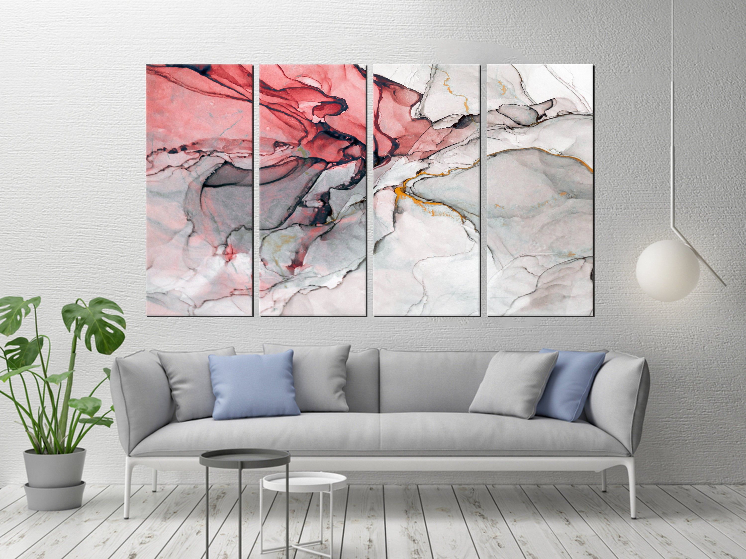 Excited To Share The Latest Addition To My Etsy Shop Large Marble Art Marble Canvas Print Beautif Beautiful Abstract Art Large Canvas Art Modern Wall Decor