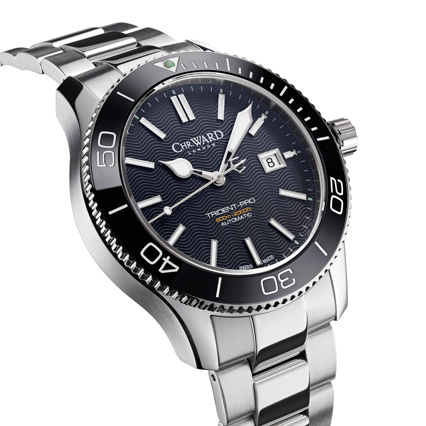 C60 Trident Pro 600 Christopher Ward Mens Watches Guide Watches For Men