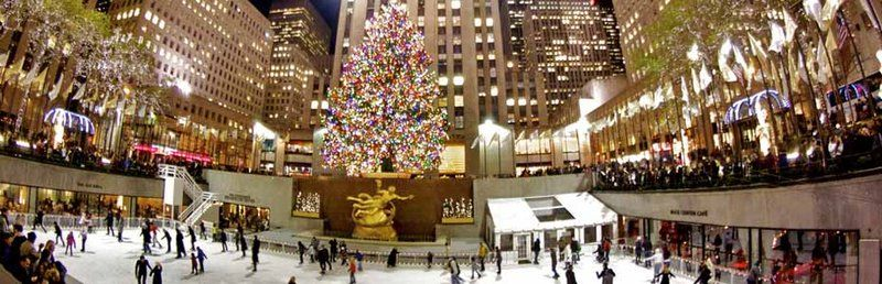 New York: Things To Do At Christmas Time - The Virgin Atlantic ...