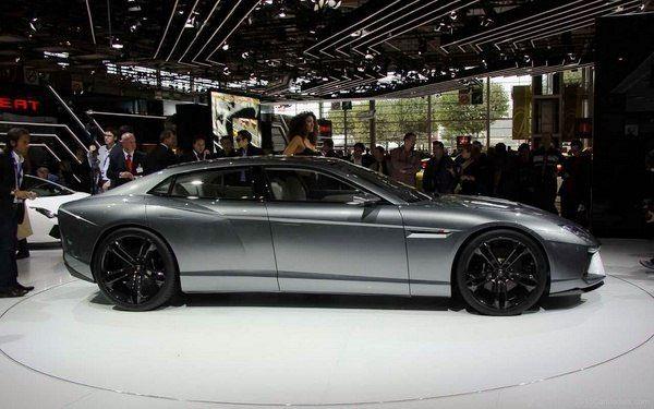 Superior 2014 Lamborghini Estoque The 4 Door Lamborghini