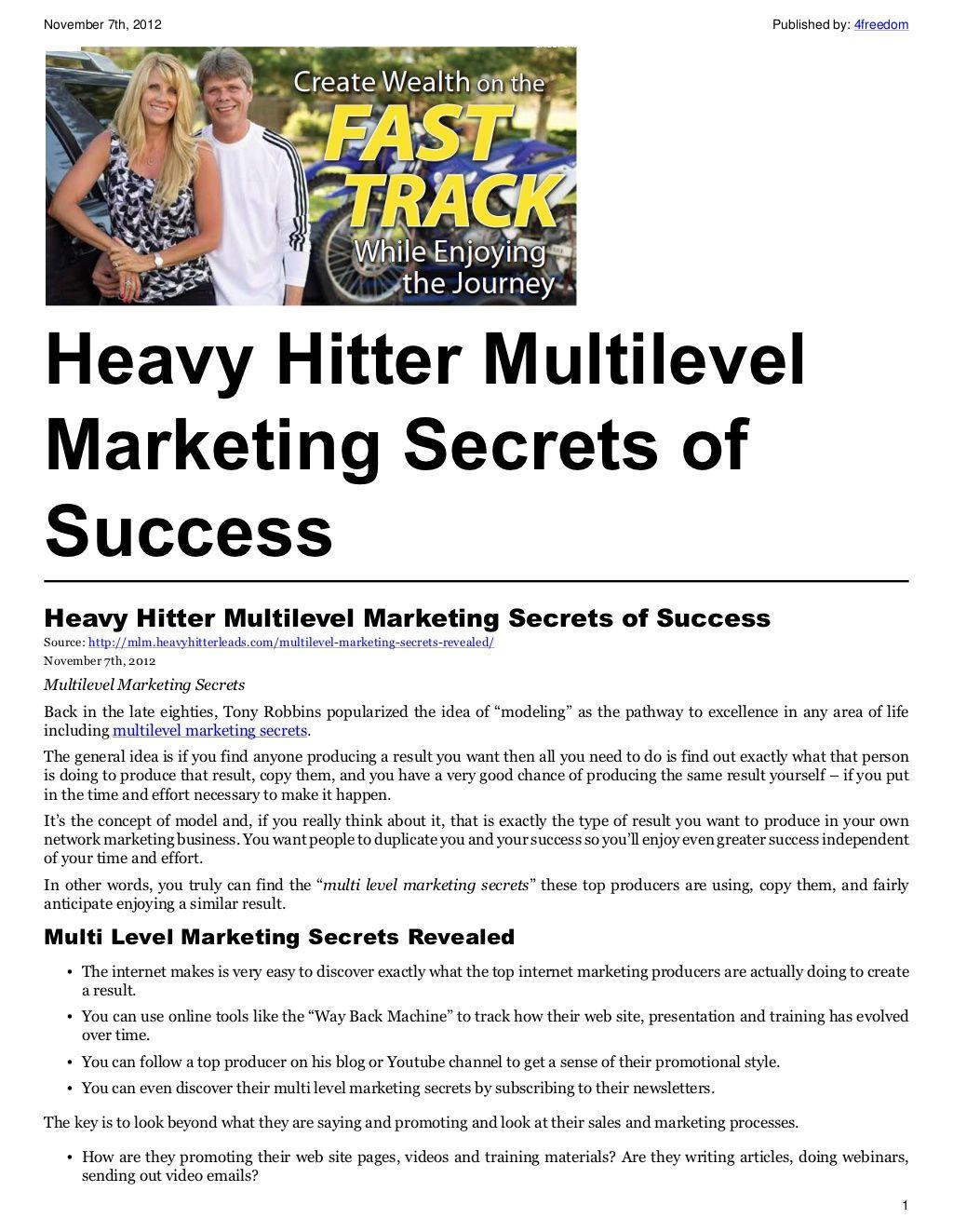 Adult marketing multilevel pics 120