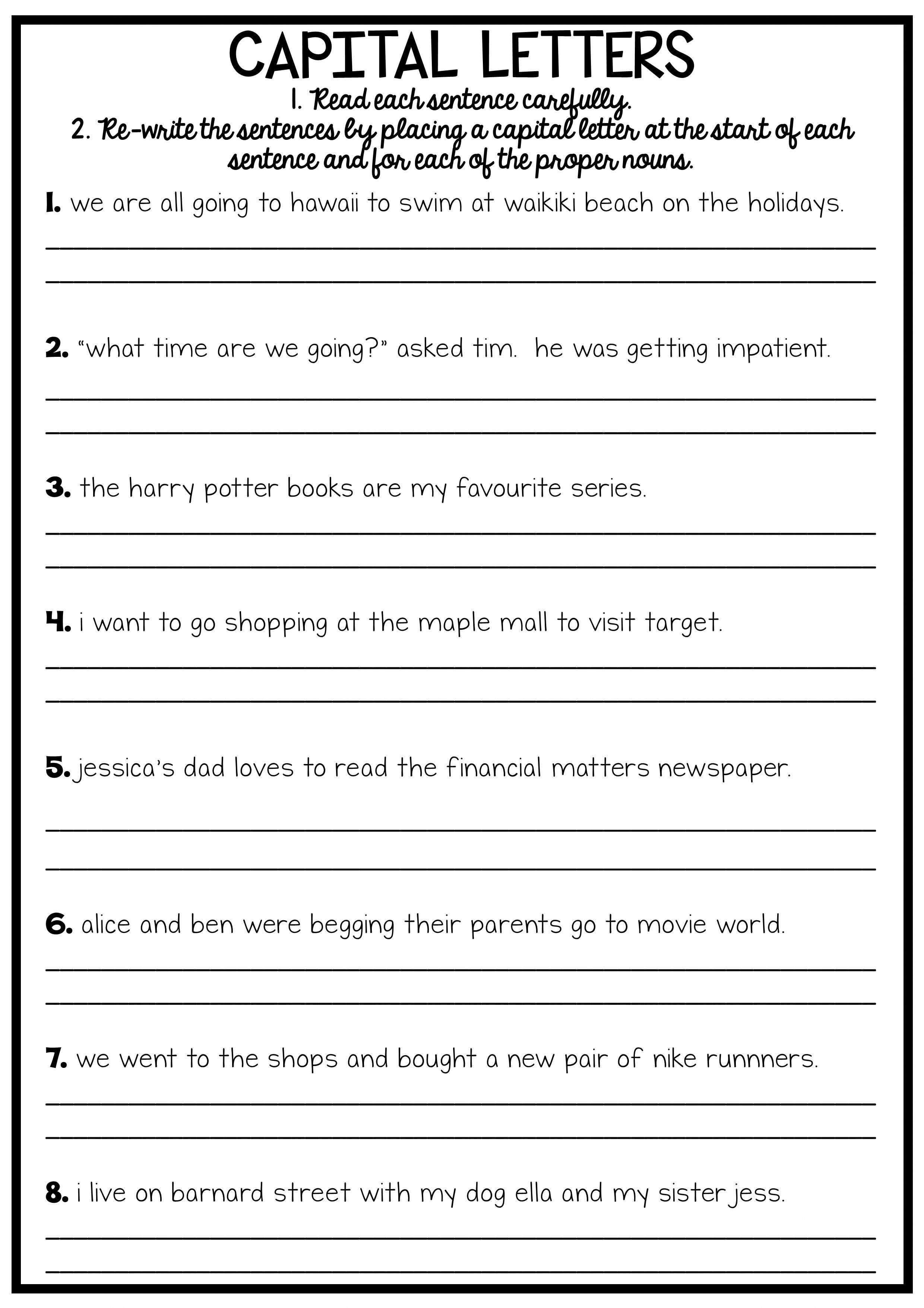 This Reading And Grammar Pack Will Provide Your Students With Plenty Of Opportunities To