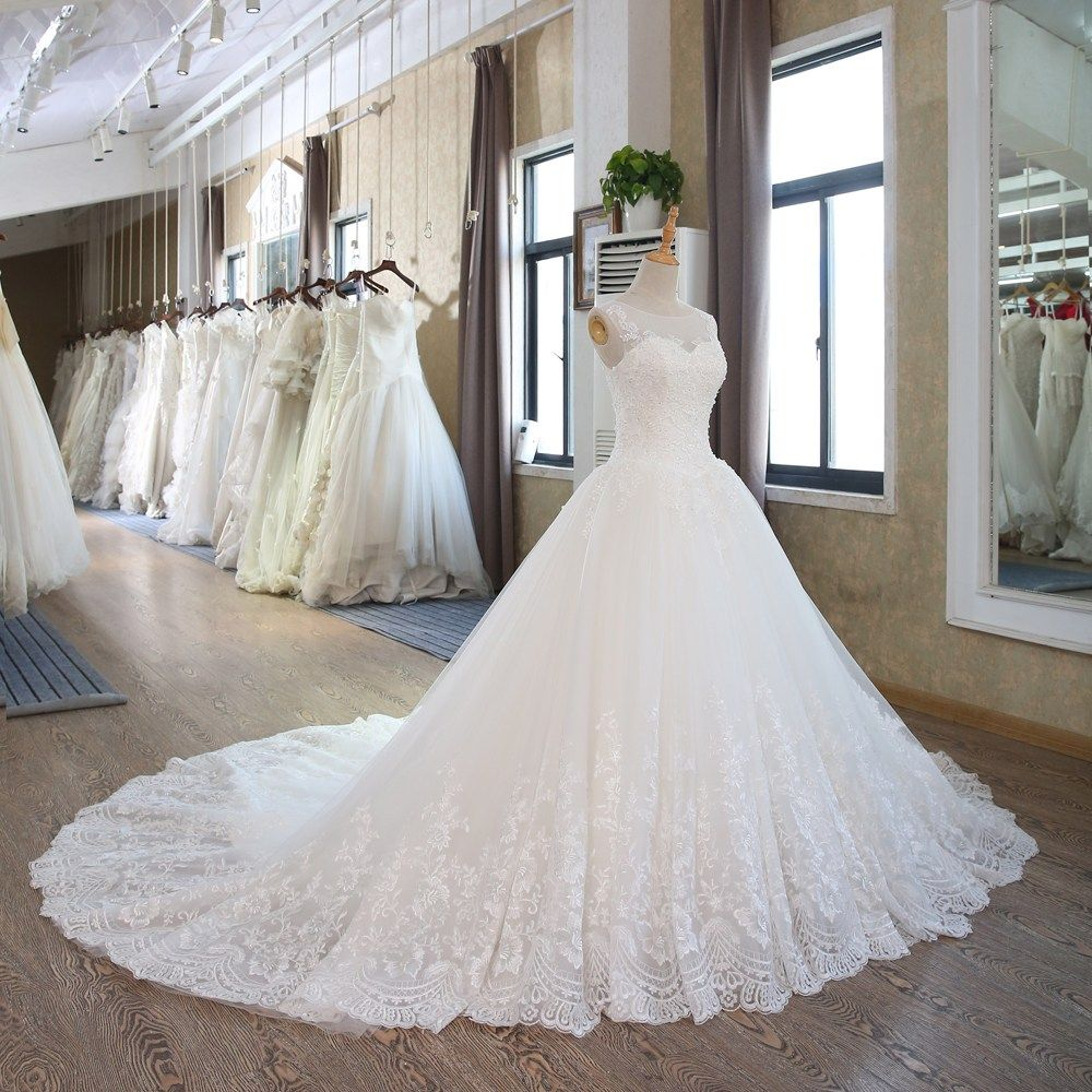 Sl lace corset wedding gowns plus size wedding dresses bridal