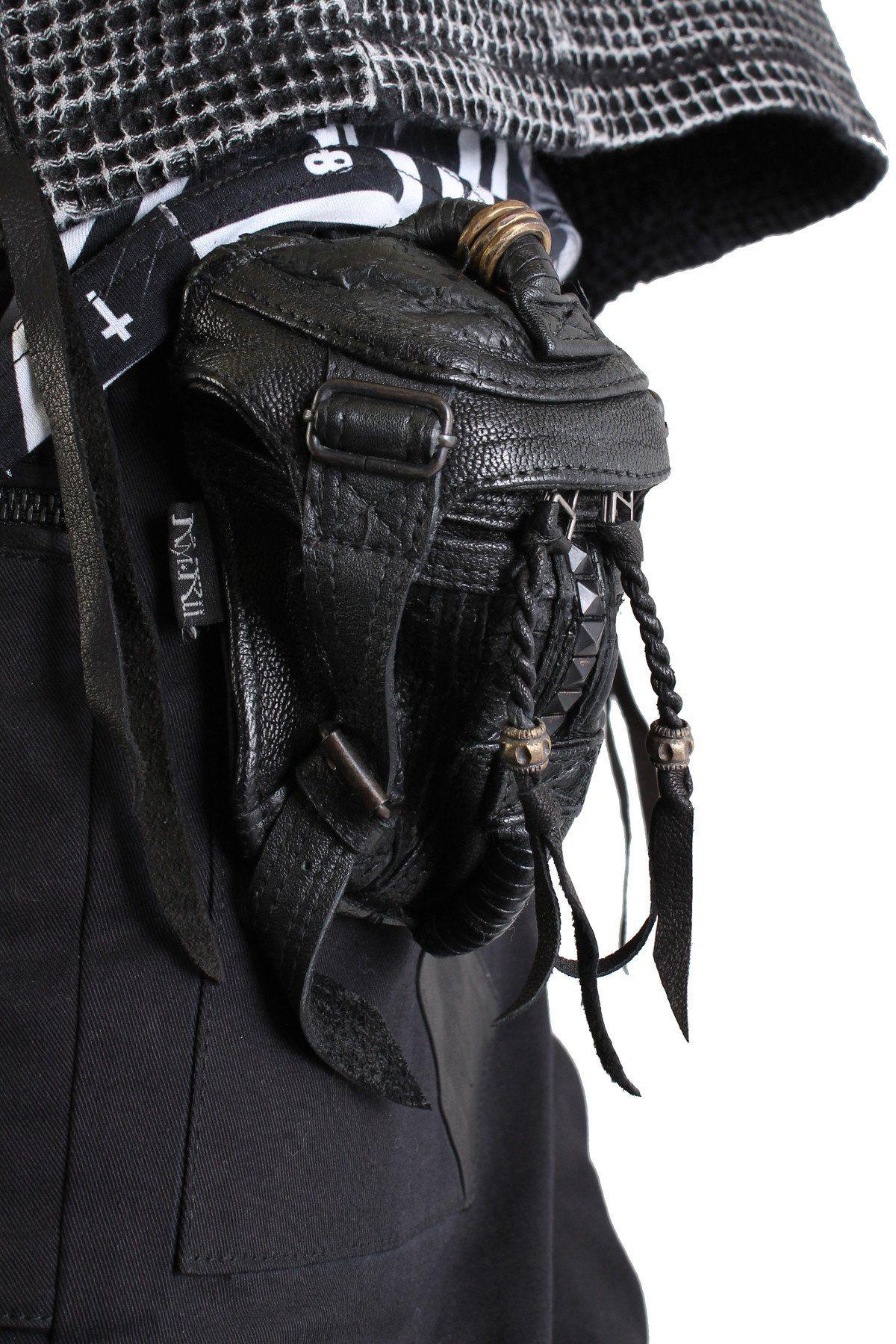 KMRii Chrome 02CG Belt Bag Hip Wallet Fashion, Bags