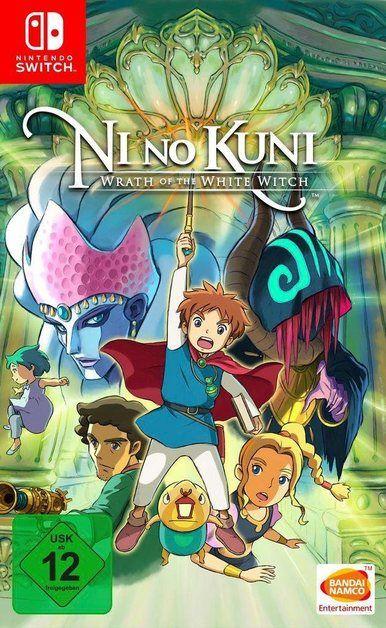 Ni No Kuni: Der Fluch der Weißen Königin Nintendo Switch