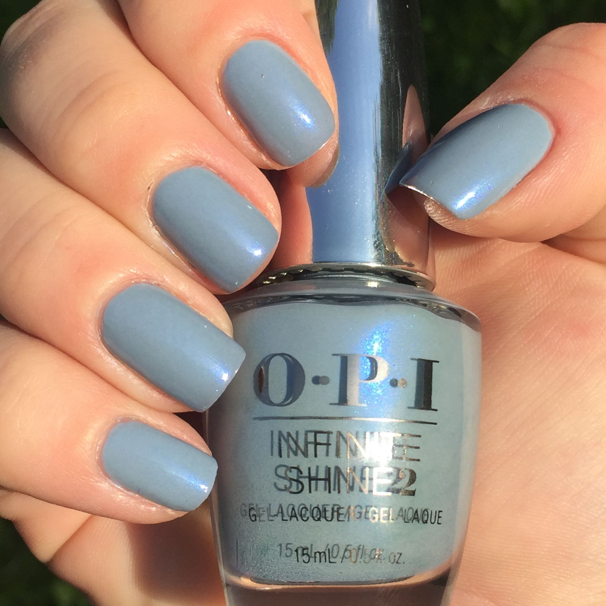 OPI In Check Out The Old Geysirs
