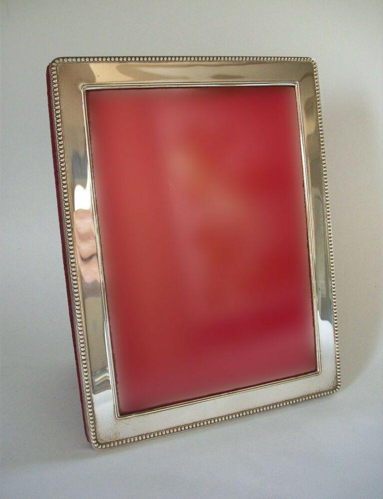 KITNEY & CO. NIGEL MILNE Sterling Silver Picture Frame