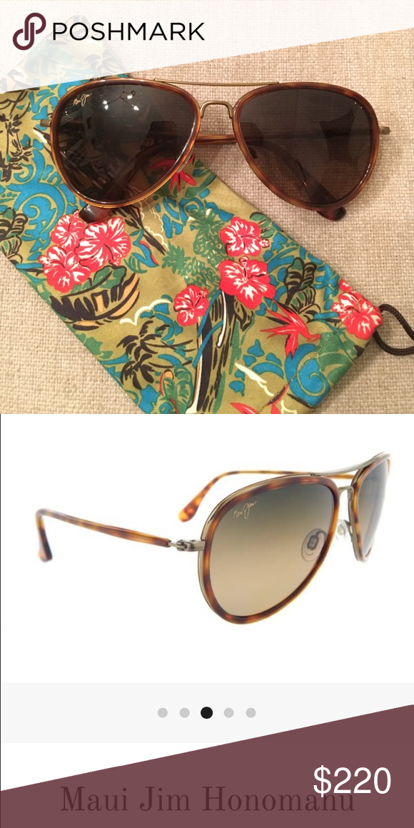 cfbdb8ec031 Spotted while shopping on Poshmark  Maui Jim Honomanu sunglasses - made in  Japan!  poshmark  fashion  shopping  style  Maui Jim  Accessories