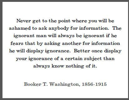 Booker T Washington Quotes Interesting Booker Twashington Quotes  Booker Twashington Quote On .