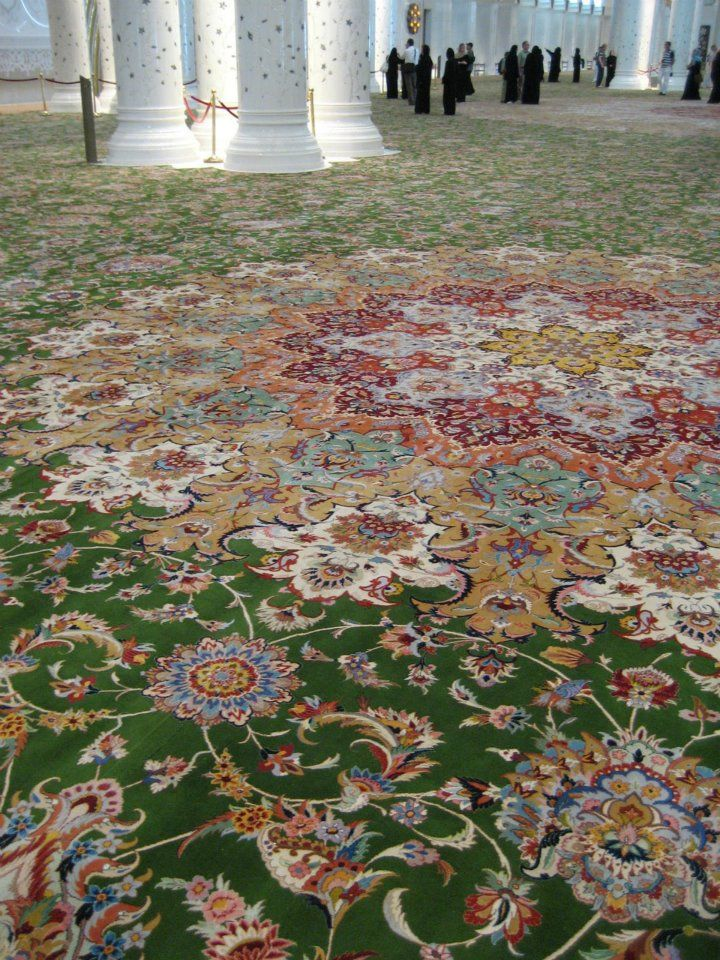 Sheikh Zayed Grand Mosque Large Persian Rug Beautiful Carpet Rugs On Carpet