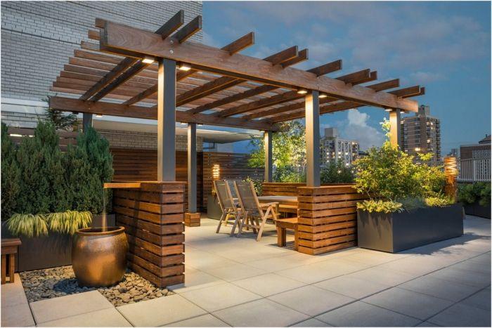 ▷ 1001 + Terrassen Ideen zum Inspirieren und Genießen | Terrasse ...
