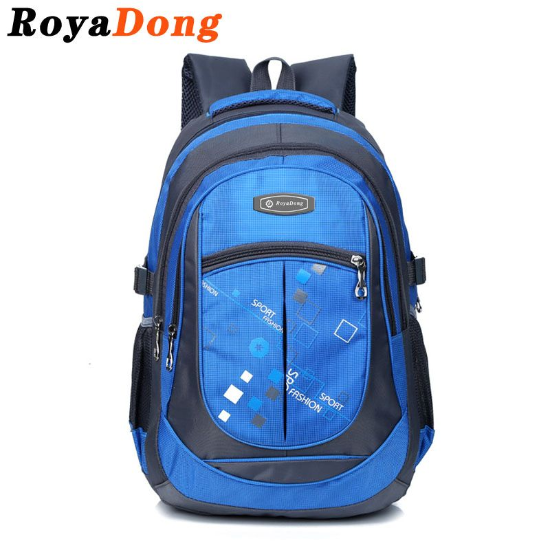 RoyaDong 2016 School Bags for Teenagers Boys Girls High Quality ...