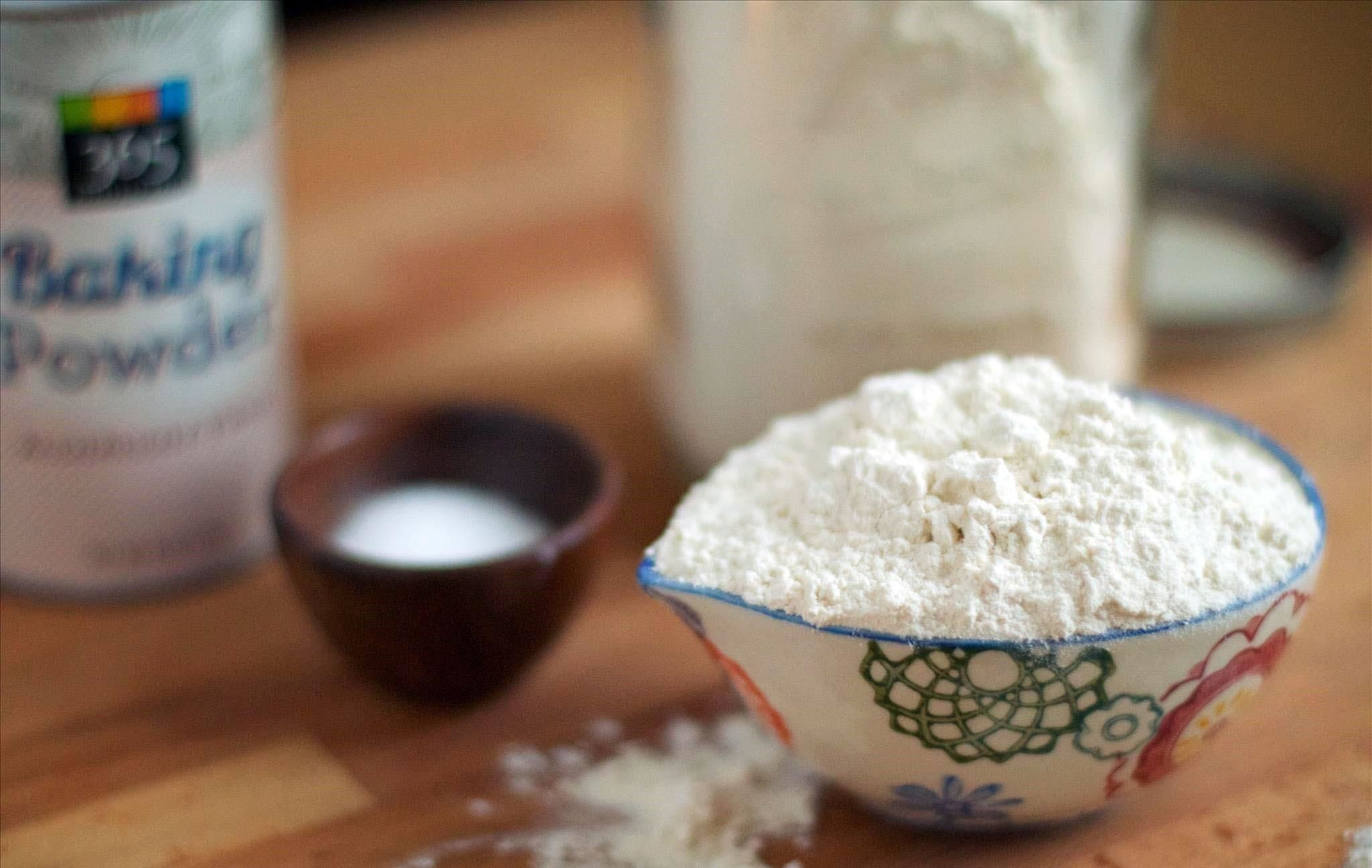 Dont have selfrising flour you dont need it self