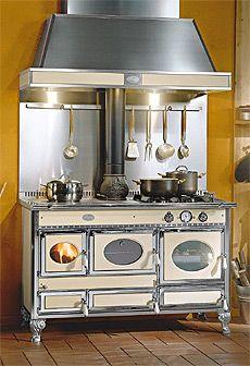 Cucina fuoco legna cerca con google cucine pinterest - Cucine a legna e gas ...